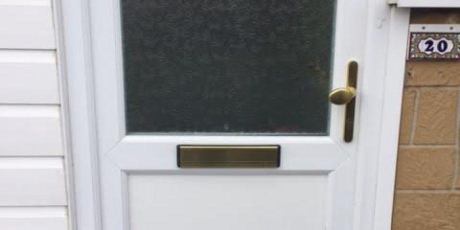 door cat flap